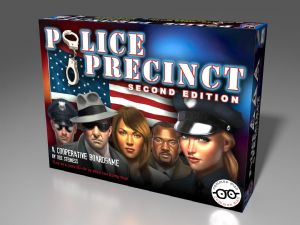 Police Precinct Second Edition